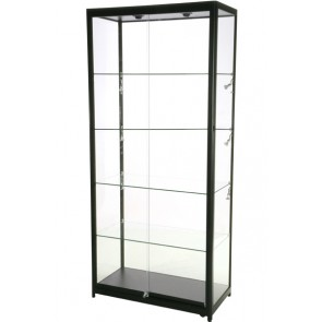 Glasvitrine Duo me lys