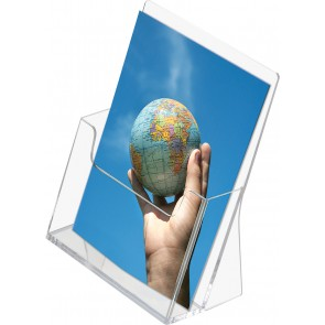 Acrylic Brochure bordholder A5