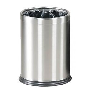 Papirkurv - Affaldsspand - rustfri stål