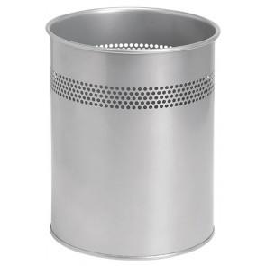 Papirkurv - sølv